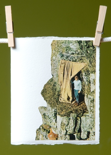 """Eagles Nest"" Collage. 2009"
