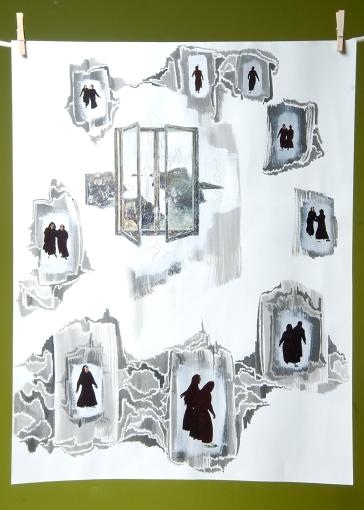 """""""Gate"""" Collage. 2011"""