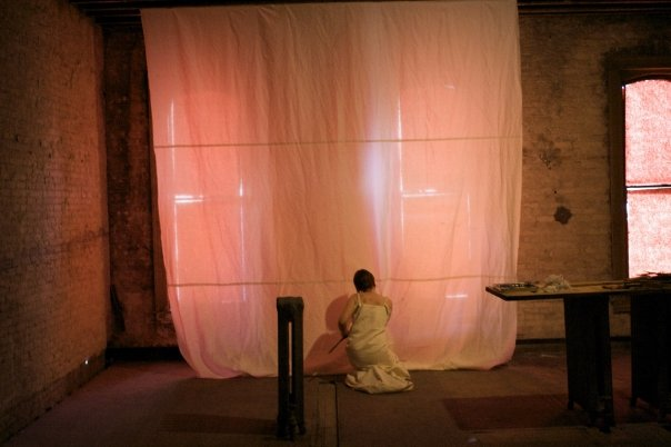 """Star Map"" Installation/Performance for Active Site: Emerge 2009"